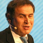 Roubini as Not Keynes