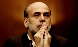 For Ben Bernanke, Nothing Has Changed