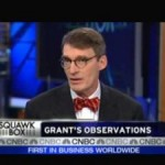 James Grant on Quantitative Easing