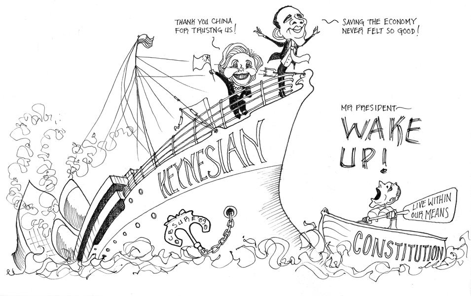 Keynesian Myths, Monetary Central Planning and The Triumph of The Warfare State