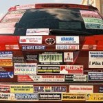 Bumper Sticker People