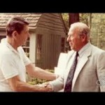 George Shultz, Ronald Reagan and Political Courage
